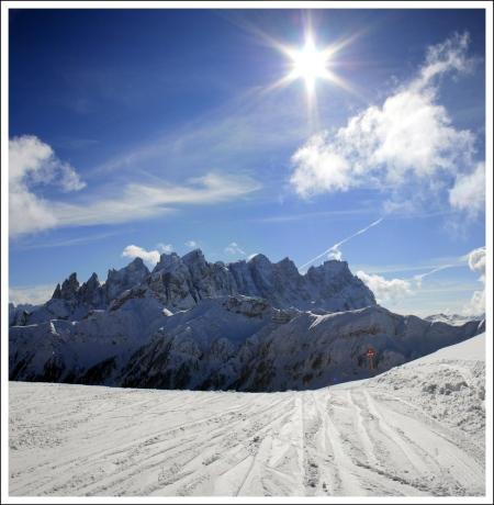Tyrol Południowy Dolomity