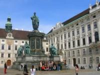 Hofburg w Wiedniu