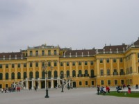 Pałac Schonbrunn w Wiedniu