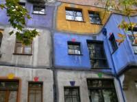 Hundertwasserhaus w Wiedniu